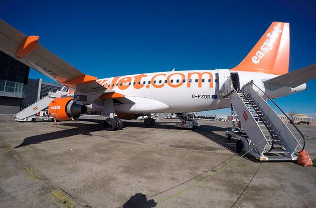 ¿En qué consiste el nuevo sistema híbrido de los aviones de EasyJet?