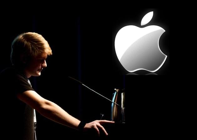 Apple Frederic Jacobs equipo seguridad