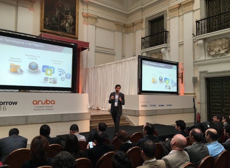 """""""How Tomorrow Moves"""": Aruba y HPE muestran el futuro de las redes"""