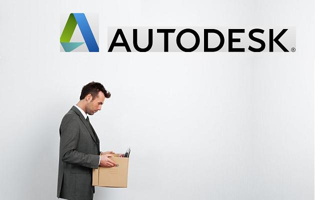 Autodesk despedirá plantilla