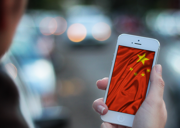 China líderes sector smartphones