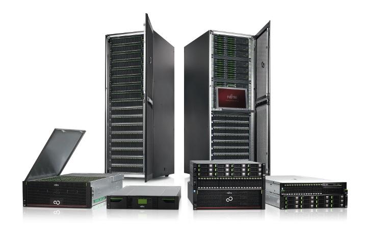 Fujitsu ETERNUS DX