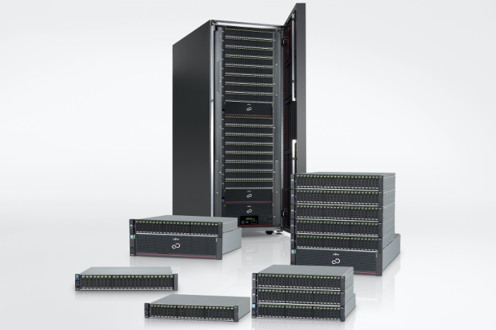 Fujitsu ETERNUS DX, abanderado del rendimiento