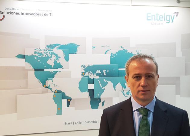 Entelgy nuevo Director de Negocio Sector Financiero