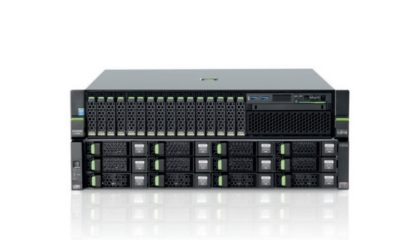 Fujitsu ETERNUS CS8000 reduce los costes de backup y archivo