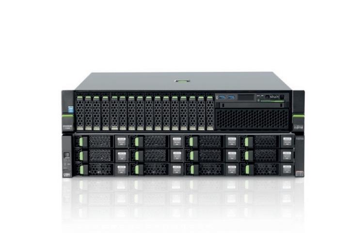 Fujitsu ETERNUS CS8000 reduce los costes de backup y archivo