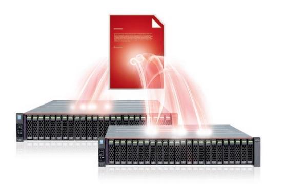 La familia ETERNUS DX de Fujitsu prepara a las organizaciones ante el crecimiento de datos impredecible