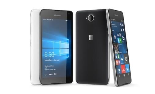 Microsoft anuncia el Lumia 650, pensado para el entorno profesional