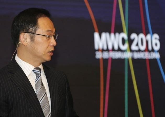 MWC 2016 Huawei GigaRadio 4,5G