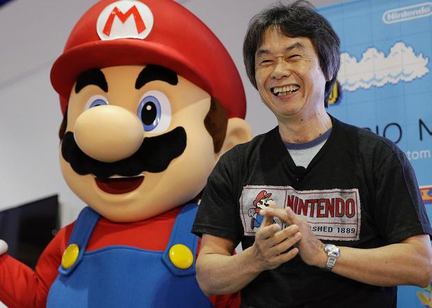 Nintendo Realidad Virtual