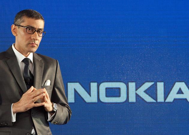 Nokia año fiscal transformación dramática