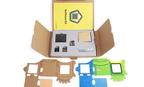 RePhone: el móvil modular con el que construir lo que quieras