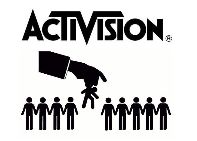 Se avecinan despidos en Activision
