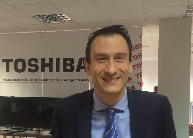 Toshiba Iberia Director Comercial Identificación Automática