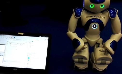 Cómo se programa un robot como NAO