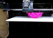 ¿Cómo trabaja una impresora en 3D?
