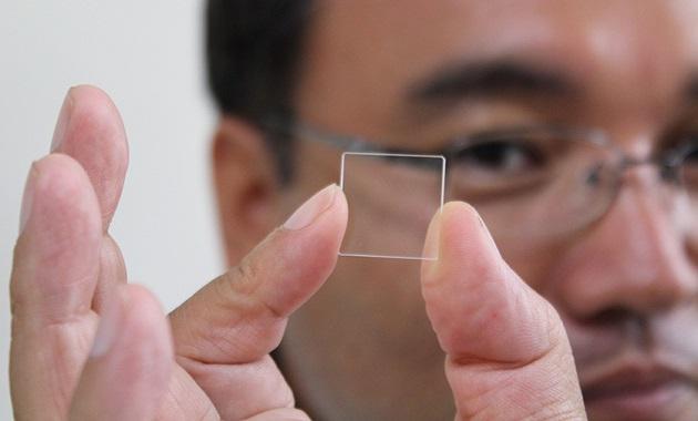 nanoestructura de cuarzo
