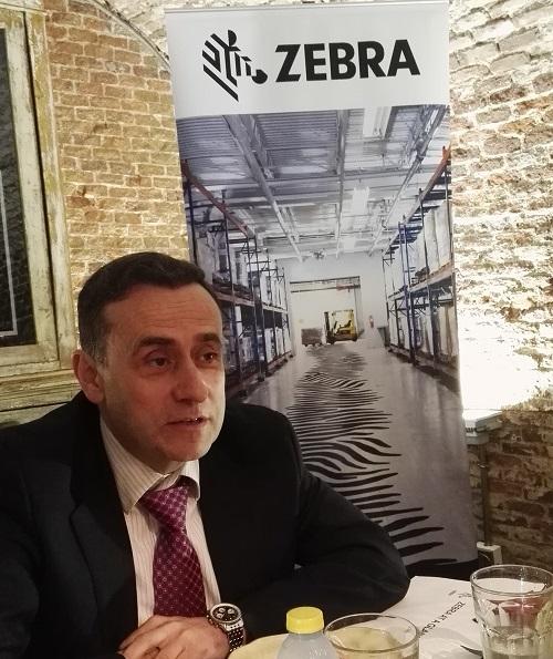 """David Gonzalo, de Zebra Tech.: """"El mercado español es un ejemplo a seguir en transporte, retail y logística"""""""