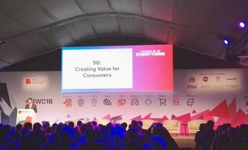"""MWC 2016: """"El 5G va a cambiar drásticamente la vida de la gente"""""""