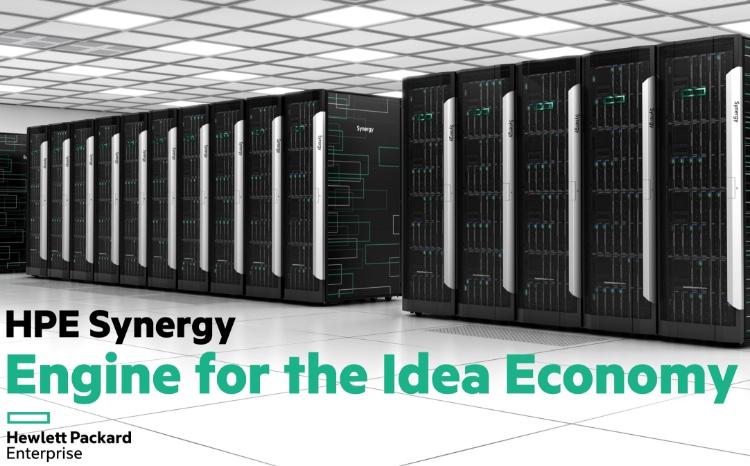 """Pablo Ráez, de HPE: """"Synergy permite suministrar infraestructura como código"""""""