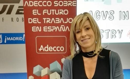 """Margarita Álvarez, Adecco: """"La empresa ahora va a exigir actitud, habilidades, adaptación…"""""""