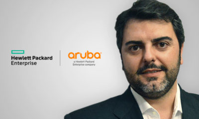 Pablo Collantes, de HPE Aruba Iberia