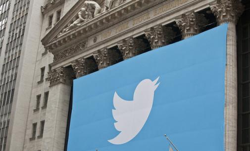 Twitter empieza a levantar cabeza con una notable subida de sus acciones