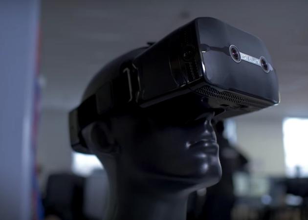 AMD Sulon Q VR y AR