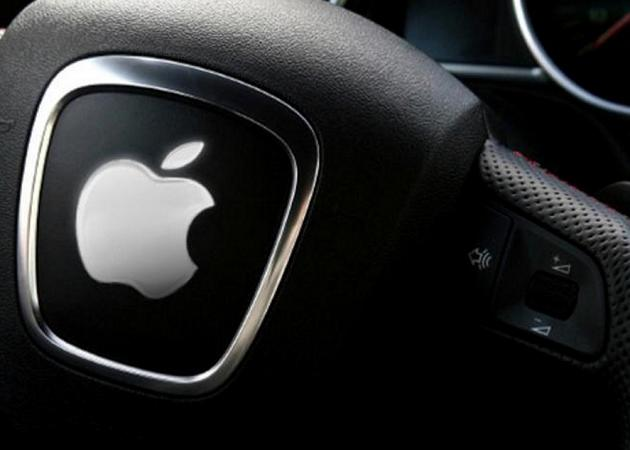 Apple deja nuevas pistas sobre su coche eléctrico