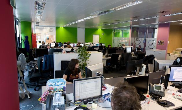 Electronic Arts busca trabajadores para su sede en Madrid