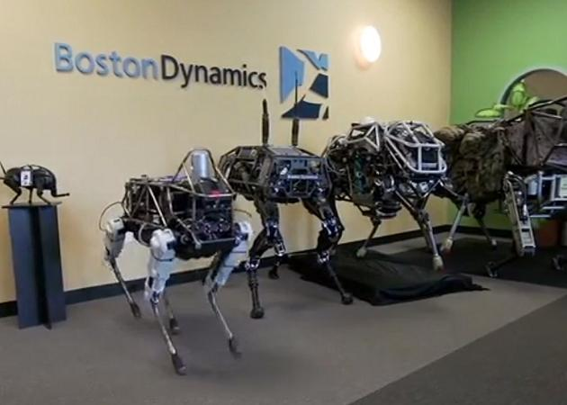 Google pone en venta Boston Dynamics