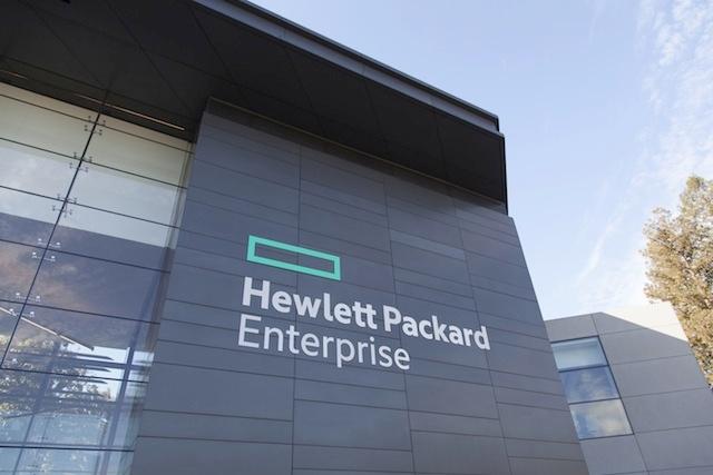 Los datos económicos del primer trimestre consolidan a Hewlett Packard Enterprise