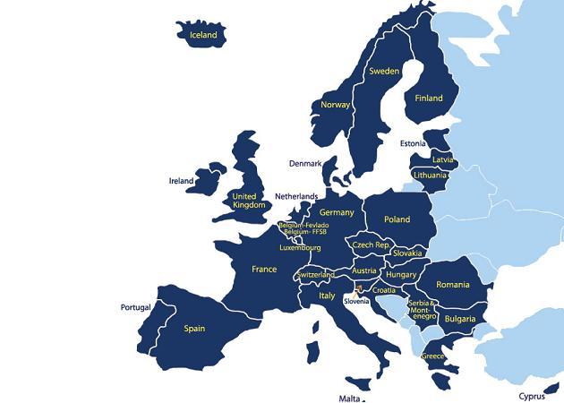 Las empresas europeas no están listas para el Mercado Único Digital
