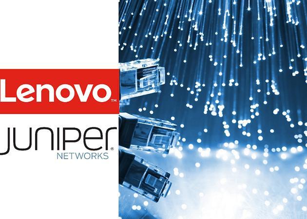 Lenovo y Juniper Networks anuncian un acuerdo estratégico global