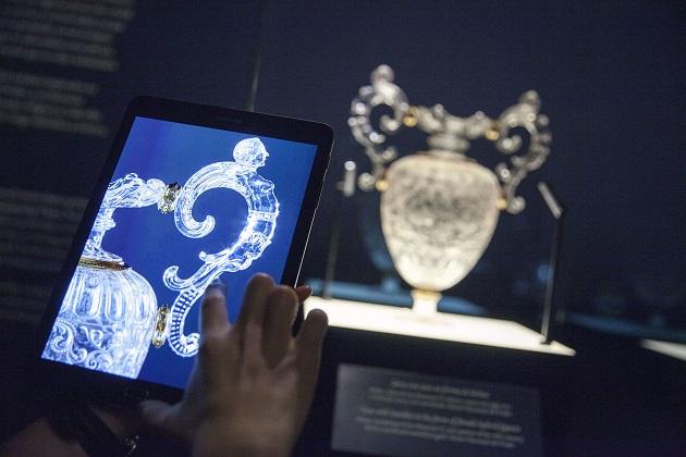 Exposición Arte Transparente