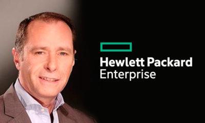 Xavier Poisson, de Hewlett Packard Enterprise