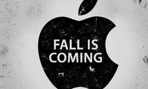 ¿Tiene Apple la crisis de los 40?
