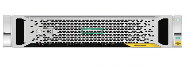 HPE Hyper Converged 250 for Microsoft CPS Standard