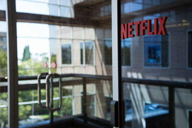 Netflix Office Interiors in Beverly Hills, CA on Friday, September 5, 2014. (Brandon Clark/ABImages)