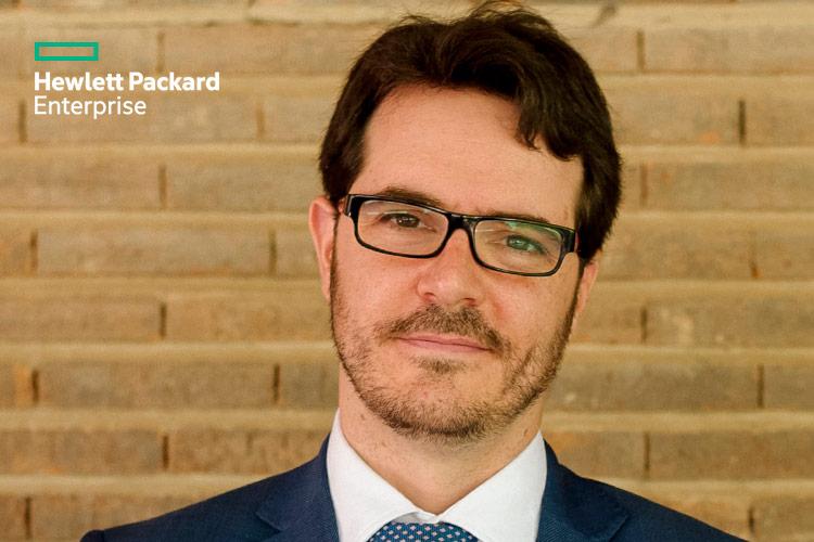 Pablo Ráez habla de HPE Synergy