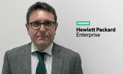 Valentín Muñoz, consultor del área de almacenamiento y gestión de información de Hewlett Packard Enterprise