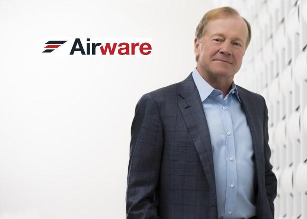 Airware ficha a John Chambers