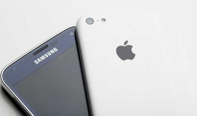 Apple confía en Samsung para pantallas OLED iPhone 7S