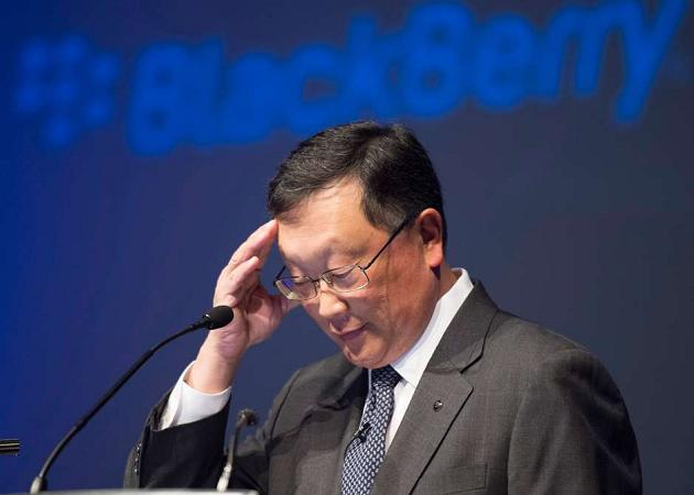 Blackberry sigue sin levantar cabeza