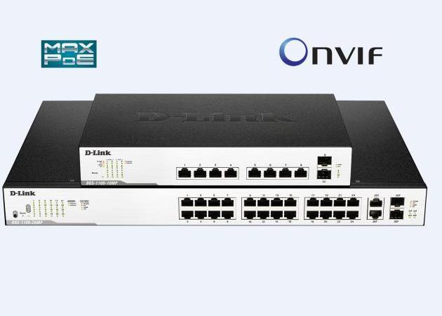 D-Link revoluciona la integración de Videovigilancia IP