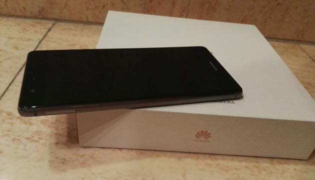 Huawei presenta en Londres su último smartphone, el P9 3
