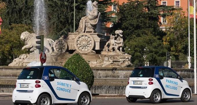 El coche eléctrico y Madrid