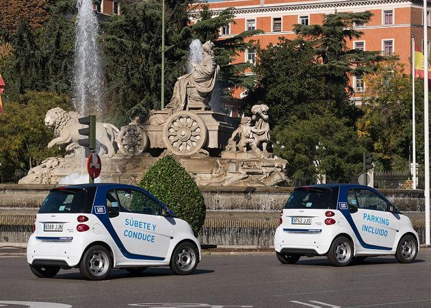 Línea Directa y Car2Go buscan impulsar el coche eléctrico en España