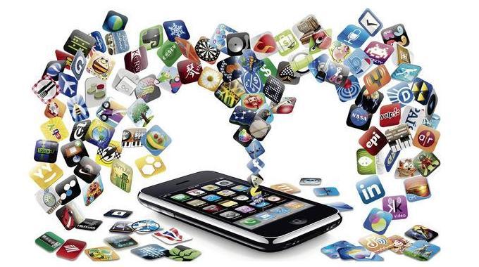 Los smartphones de los españoles tienen de media 13 apps descargadas