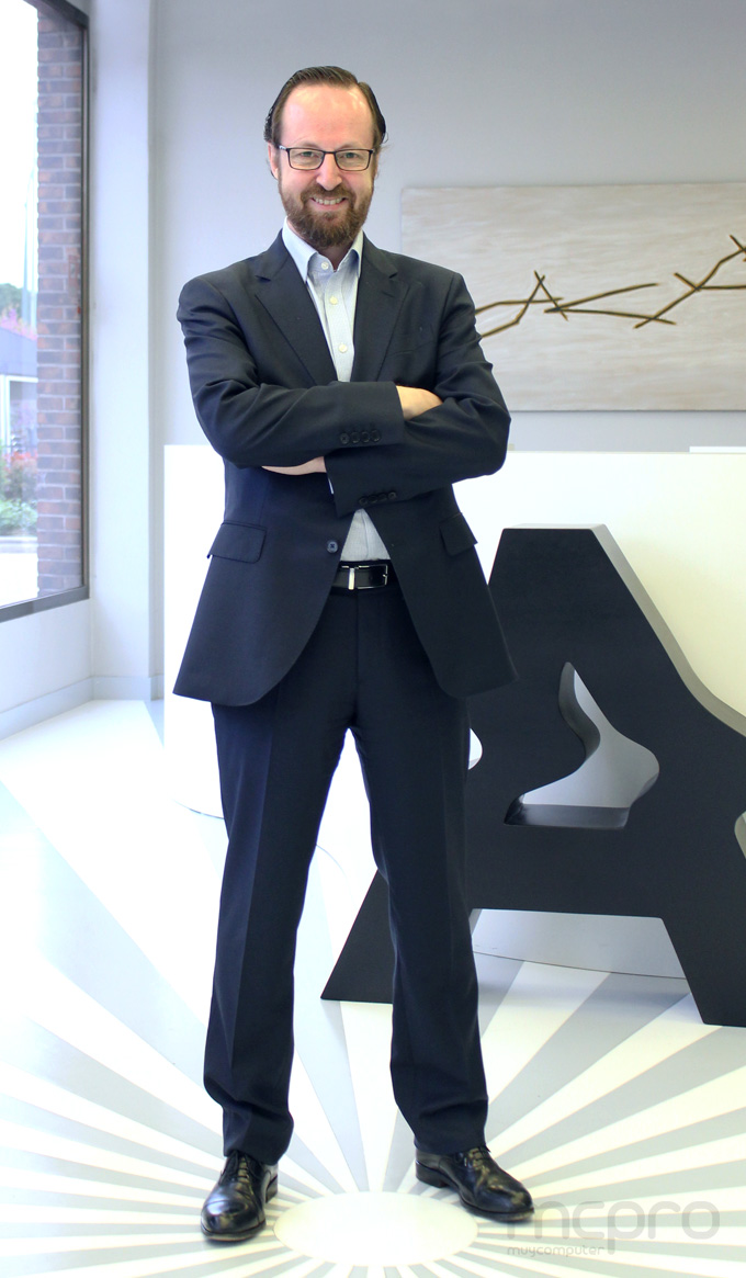 Luis Belaúnde, de Telecoming